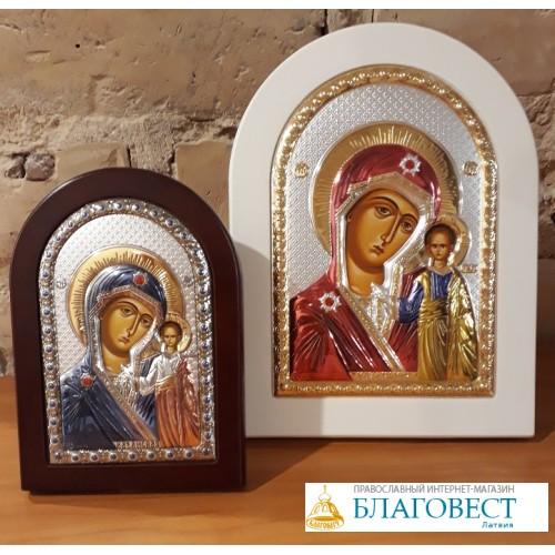 """Икона Пресвятой Богородицы, им. """"Казанская"""", Греция."""
