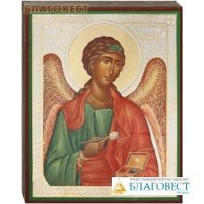 Икона Архангел Рафаил, аналойная малая