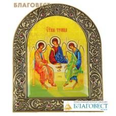 Икона на подставке Святая Троица