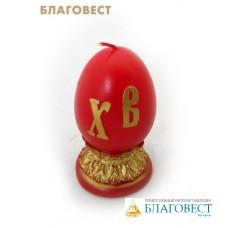 """Свеча """"Пасхальное яйцо"""" малое"""