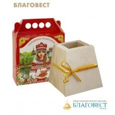 Пасочница 2 кг (лента), изображение на коробке может отличаться от представленного
