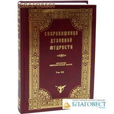 Сокровищница духовной мудрости. Антология святоотеческой мысли. Том ХII