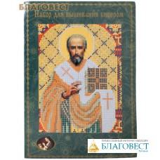 """Набор для вышивания бисером """"Святой Иоанн Златоуст"""""""