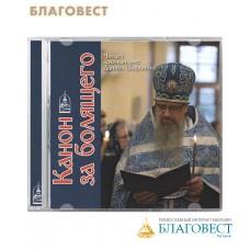 Диск (CD) Канон за болящего. Читатет архимандрит Даниил (Воронин) Продолжительность: 36 минут