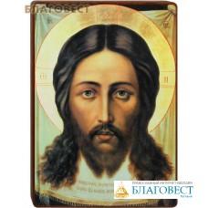 """Икона """"Спас Нерукотворный"""" на деревянной основе"""