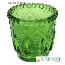 Лампада, зеленая