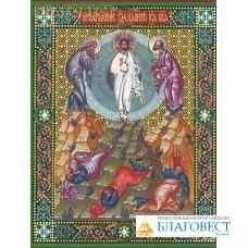 Икона Преображение Господа Бога и Спаса нашего Иисуса Христа