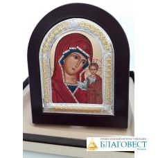 Икона Пресвятой Богородицы, в подарочной коробочке, Греция. 10,8 * 13 см