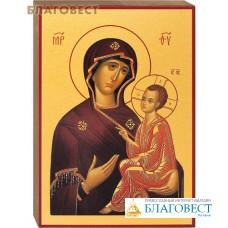 """Икона Пресвятая Богородица """"Тихвинская"""""""