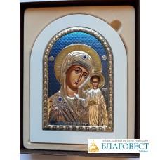 Икона Пресвятой Богородицы, 15 х 20 см, в подарочной коробке