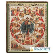"""Икона """"Церковь Христова"""", аналойная"""