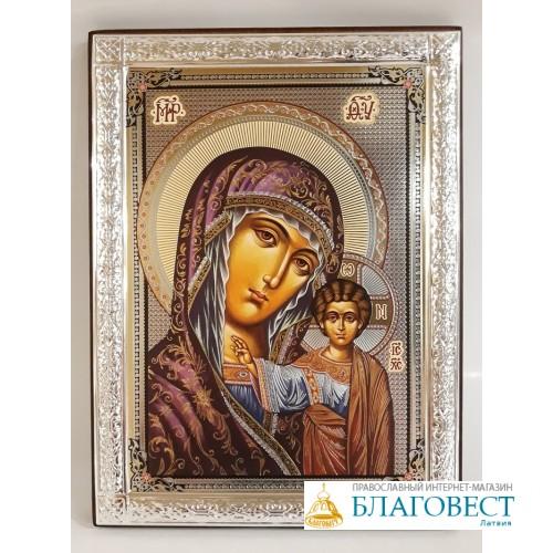Икона в ассортименте, PRINCE Silverо, Греция, 14 * 19 см.