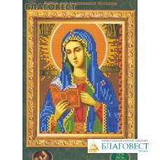 """Набор для вышивания бисером Пресвятая Богородица """"Калужская"""""""