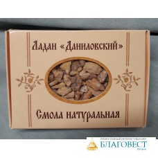 "Ладан Даниловский, ""Смола натуральная"""
