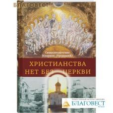Христианства нет без Церкви. Священномученик Иларион (Троицкий)