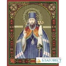 Икона Святитель Тихон Задонский Епископ Воронежский чудотворец