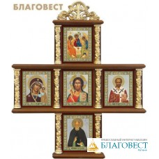 Крест-иконостас
