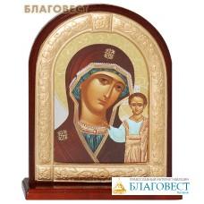"""Икона на подставке Пресвятая Богородица """"Казанская"""""""