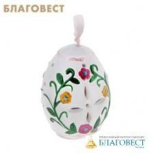 """Сувенир """"Яйцо пасхальное"""", с подсветкой, керамика"""