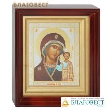 """Икона в киоте Пресвятая Богородица """"Казанская"""""""