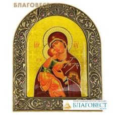 """Икона на подставке Пресвятая Богородица """"Владимирская"""""""