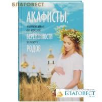 Акафисты, читаемые во время беременности и после родов