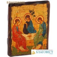 Икона под старину Святая Троица (Рублев)