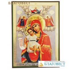 """Икона Пресвятой Богородицы """"Достойно есть"""", аналойная"""
