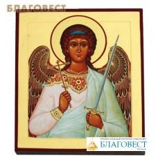 """Икона ручной работы """"Ангел Хранитель"""". Поталь (позолота) наносится вручную"""