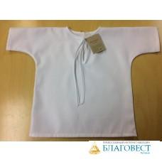 Рубашка крестильная, детская
